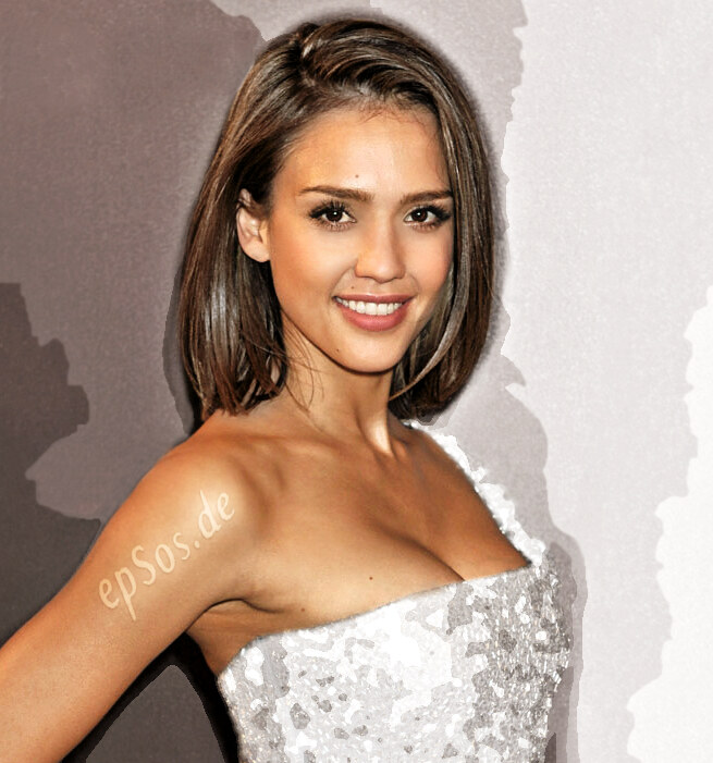 Short haircuts rescue Jessica Alba