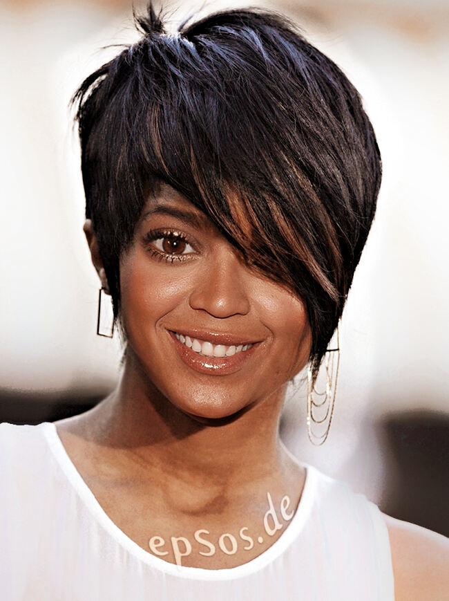 Rihanna taglio di capelli corti