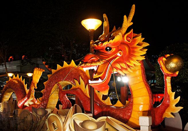 Asiatische Frauen lieben das chinesische Neujahr | epsos.de