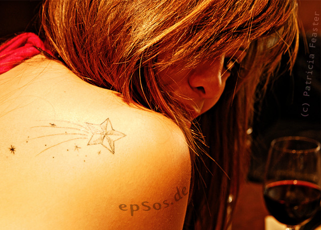 Best idea of female shoulder tattoo designs for women.