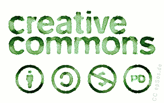 Free Creative Commons Logo.