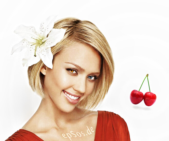 jessica alba short haircut. Jessica Alba Styles for Short