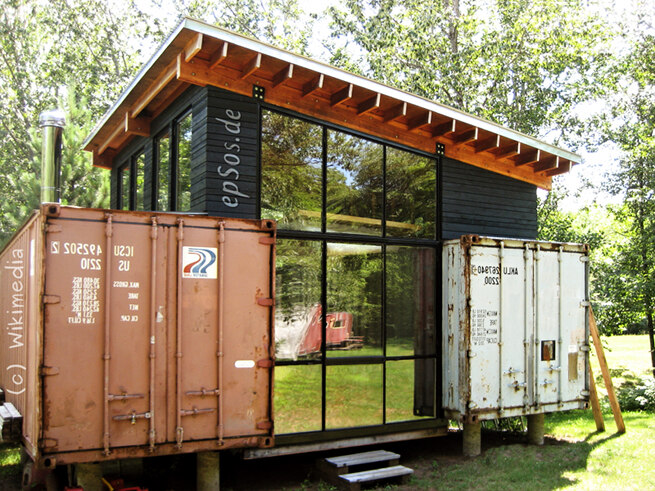 Beautiful Shipping Container House Designs